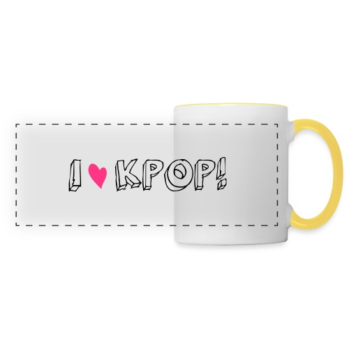 I love kpop! - Panoramatasse