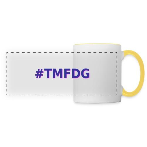 Collection : 2019 #tmfdg - Mug panoramique contrasté et blanc