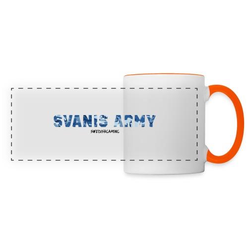 SVANIS ARMY, SWEDISHGAMING - Panoramamugg