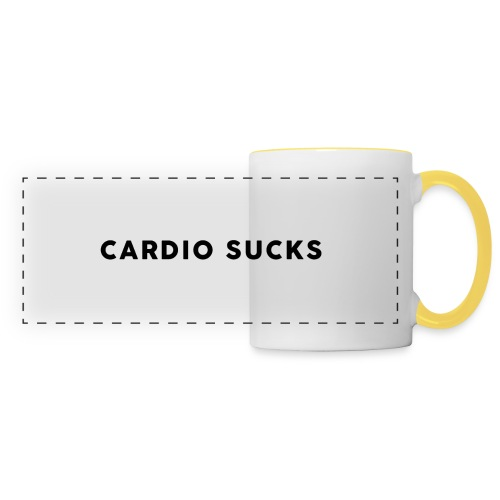 Cardio Sucks - Panoramatasse