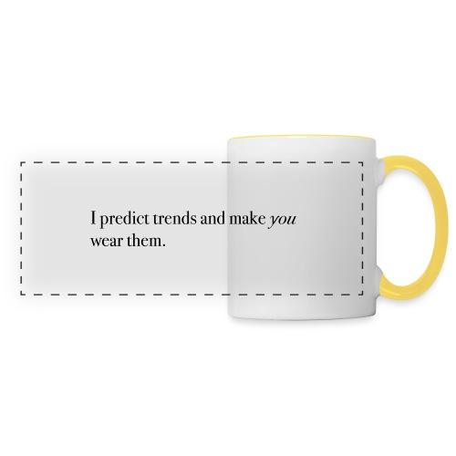 PREDICT TRENDS - Panoramic Mug