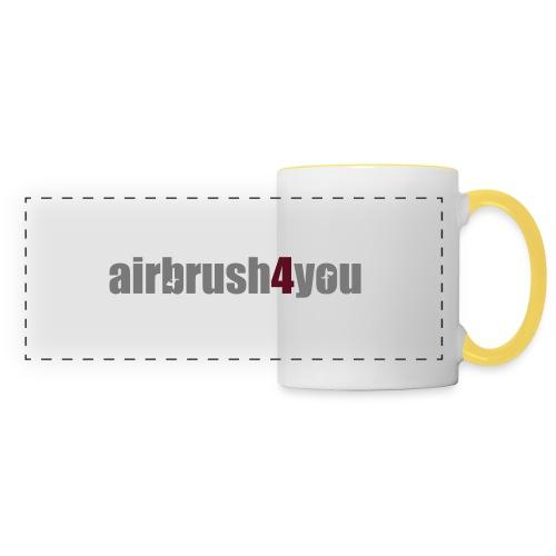 Airbrush - Panoramatasse