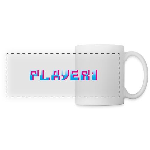 Arcade Game - Player 1 - Panoramic Mug