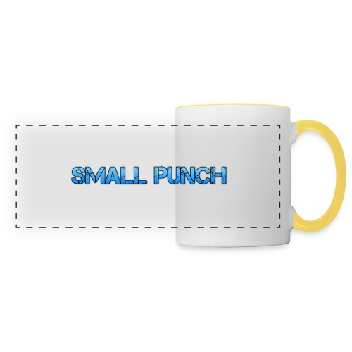 small punch merch - Panoramic Mug
