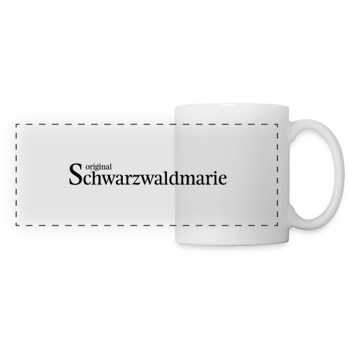 Schwarzwaldmarie - Panoramatasse