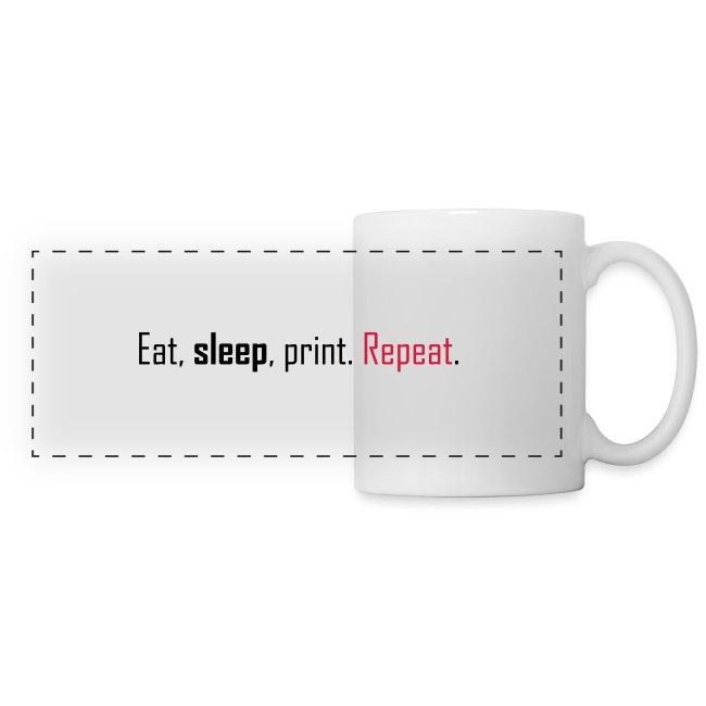 Eat, sleep, print. Repeat.