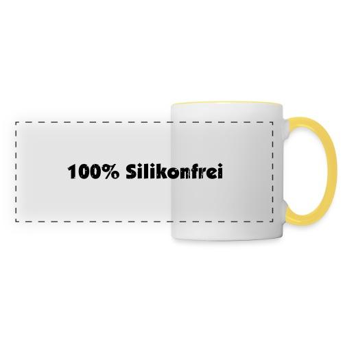 silkonfrei - Panoramatasse