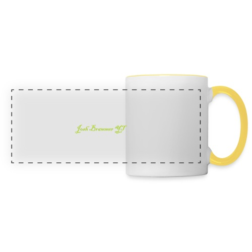 JB's sign - Panoramic Mug