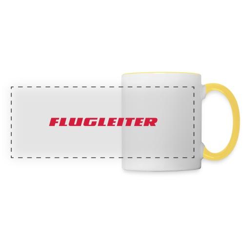 flugleiter - Panoramatasse