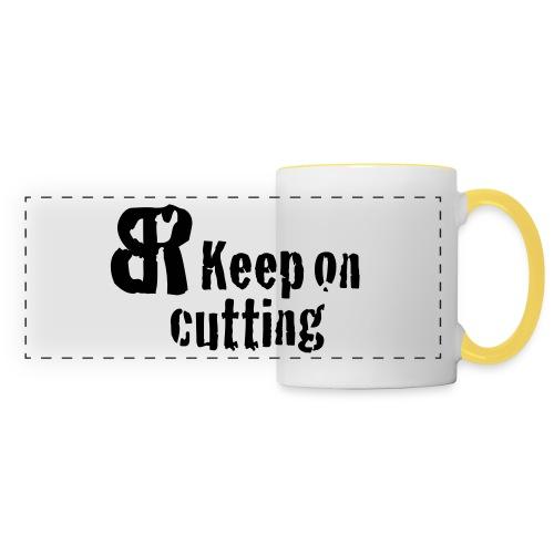 keep on cutting 1 - Panoramatasse