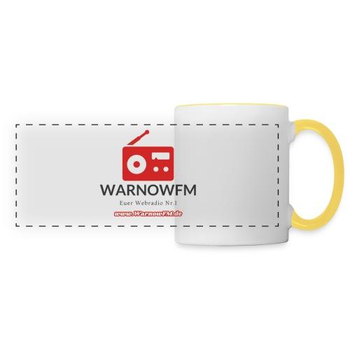 red radio - Panoramatasse