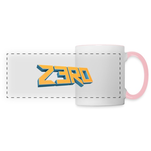 The Z3R0 Shirt - Panoramic Mug