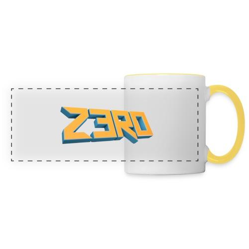 The Z3R0 Shirt - Panoramic Mug