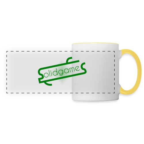 Solidgames Crewneck Grey - Panoramic Mug