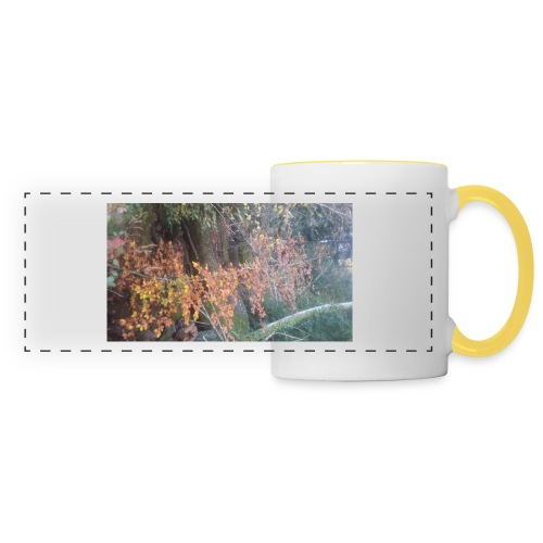 162 - Mug panoramique contrasté et blanc