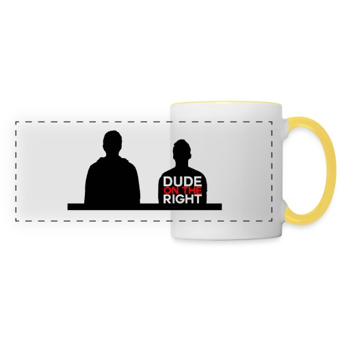 RIGHT. - Panoramic Mug