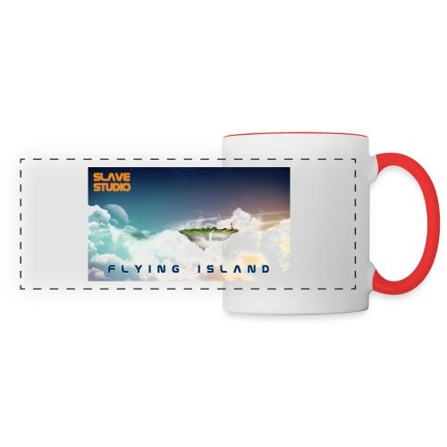 flying island - Tazza con vista