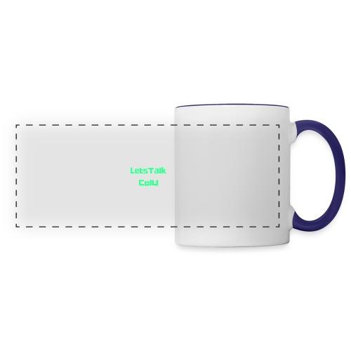 LetsTalk ColU - Panoramic Mug