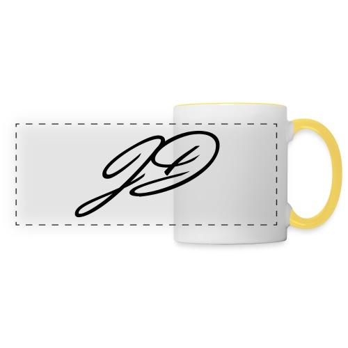 Jamie Debnam Logo - Panoramic Mug