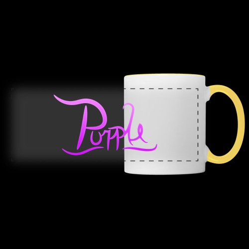 PurpleDesigns - Panoramic Mug
