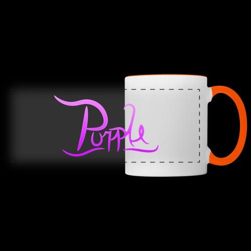 PurpleDesigns - Panoramic Mug