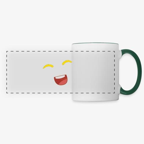 banana - Panoramic Mug
