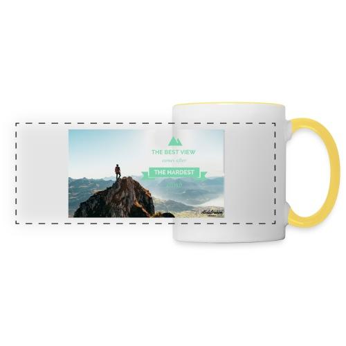 fbdjfgjf - Panoramic Mug