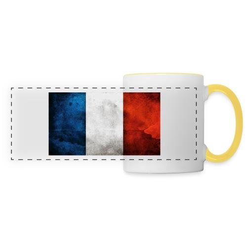France Flag - Panoramic Mug