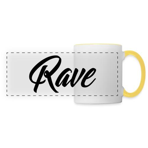 Rave - Panoramatasse