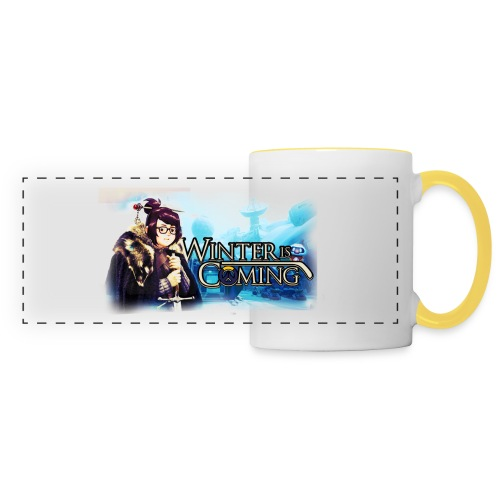 Overwatch and GameOfThrones Fusion - Panoramic Mug