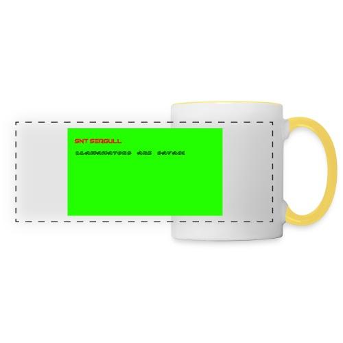 LLAMANATORS = SAVAGE - Panoramic Mug