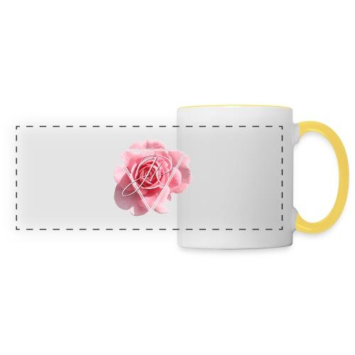 Rose Logo - Panoramic Mug