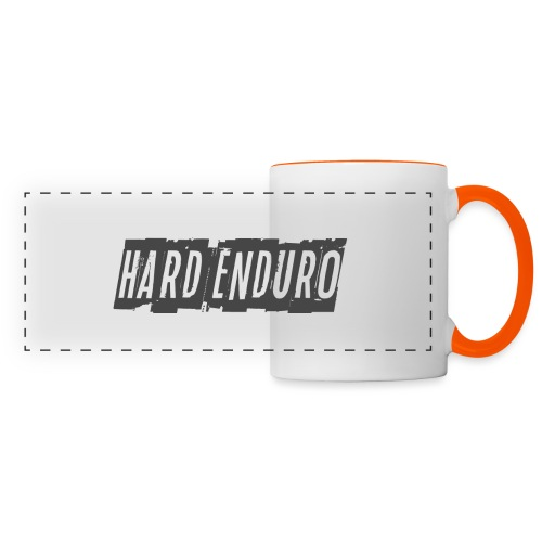 Hard Enduro - Panoramic Mug