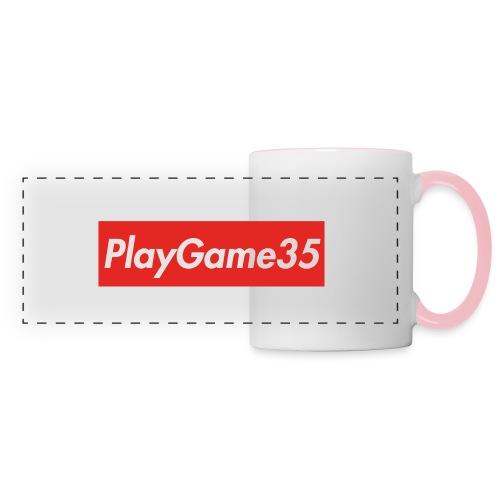 PlayGame35 - Tazza con vista