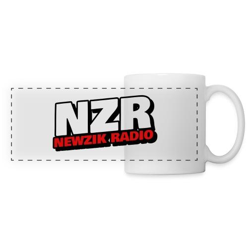 NZR - Mug panoramique contrasté et blanc