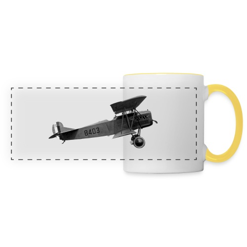 Paperplane - Panoramic Mug
