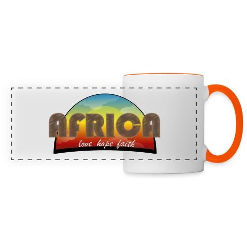 Africa_love_hope_and_faith2 - Tazza con vista