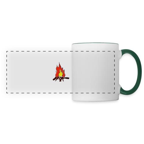 Fire color fuoco - Tazza con vista
