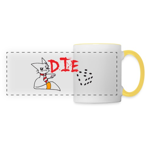 DIE - Panoramic Mug
