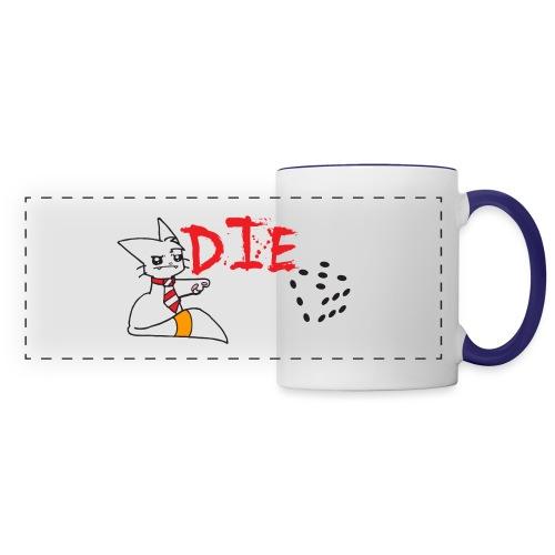 DIE - Panoramic Mug