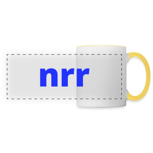 NEARER logo - Panoramic Mug