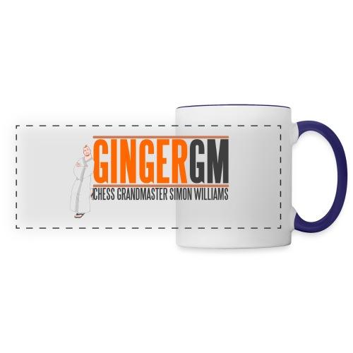Ginger GM Logo - Panoramic Mug
