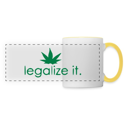 LEGALIZE IT! - Panoramic Mug