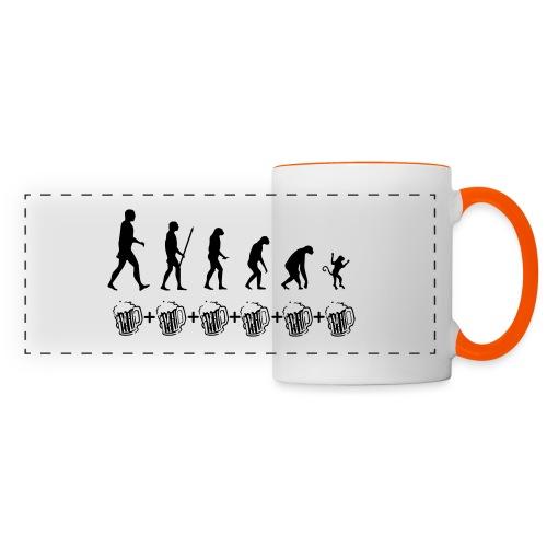 Evolution drinking - Tazza con vista