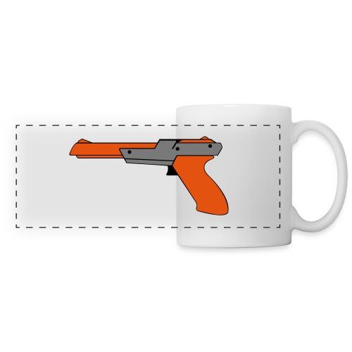 gun Zapper NES SUPER BROS HUNT DUCK - Mug panoramique contrasté et blanc