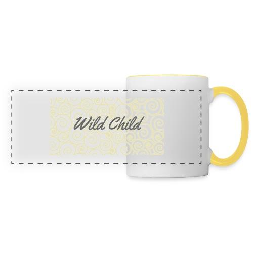 Wild Child 1 - Panoramic Mug