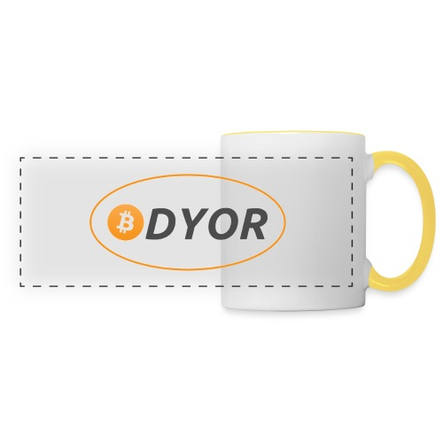 DYOR - option 2 - Panoramic Mug