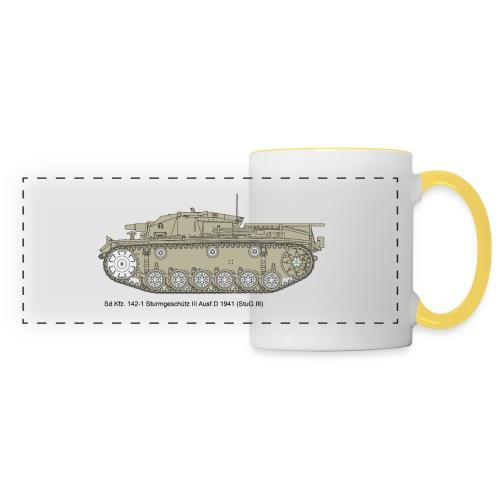 Stug III Ausf D. - Panoramatasse