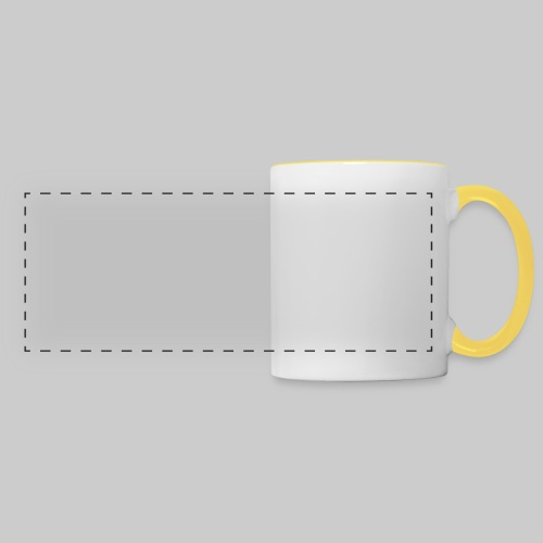 ISRAEL-white - Panoramic Mug