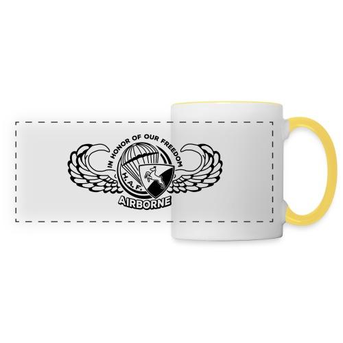 HAF tshirt back2015 - Panoramic Mug